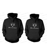 You Are My Diamond - His and Her Matching Couple Hoodies - $50.99+