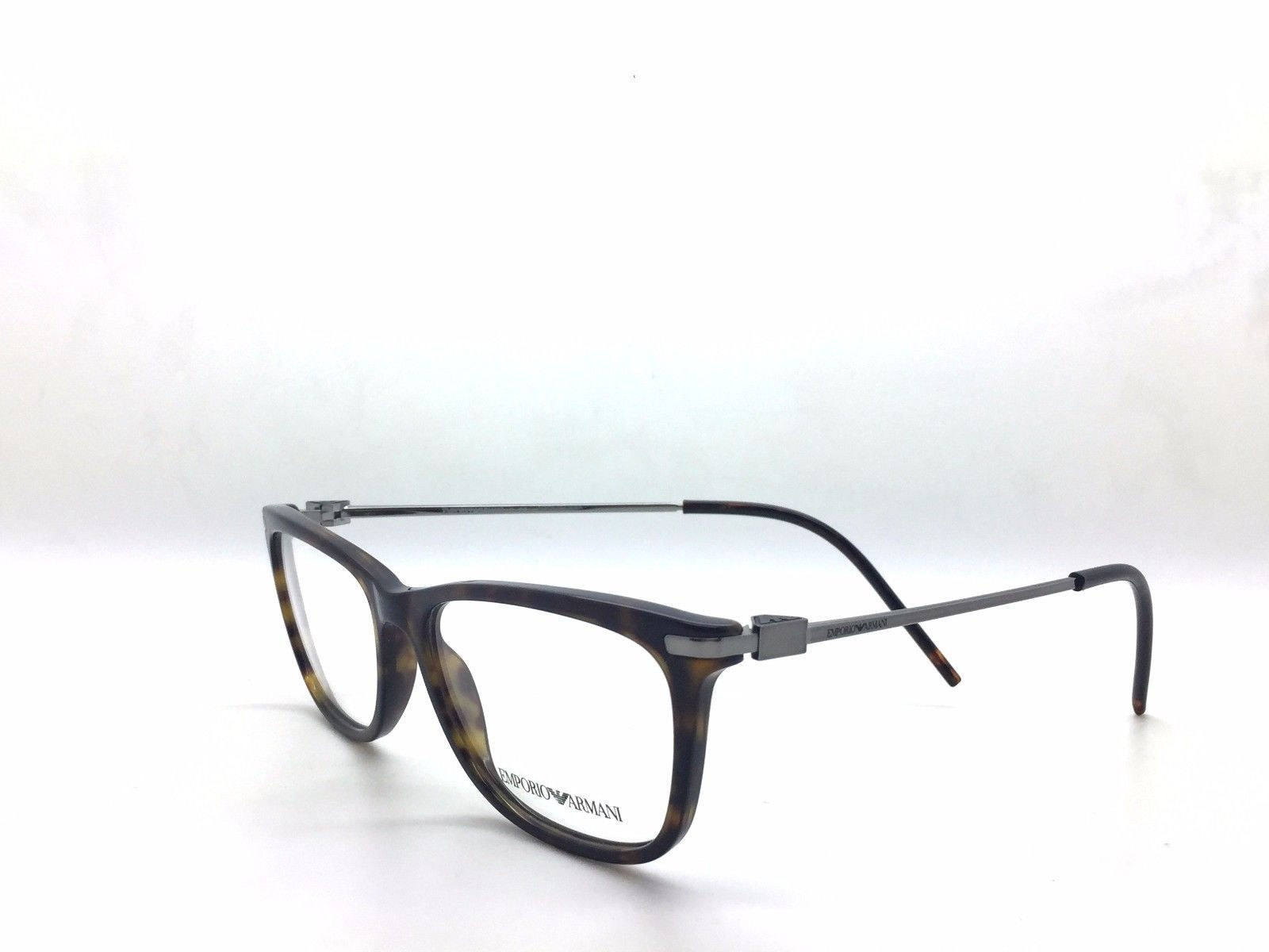 5911f4d1d8 EMPORIO ARMANI Havana Eyeglasses EA 3062 5026 100% Authentic! NEW!
