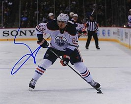 Nail Yakupov Signed Autographed 11x14 Photo - Edmonton Oilers - $49.49