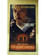 Hollywood Pictures The Puppet Masters VHS Movie... - $4.69