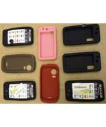 Samsung Smartphone Silicone Skin Cases 8ct - $22.58