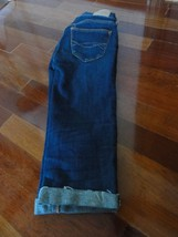 3 Pairs of shorts cropped jeans size 14 Joe's Abercrombie - $29.43