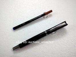 Pierre Cardin Dignity Roller Ballpoint Ball Pen blue ink worldwide Shipp... - $9.49