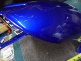 SUZUKI GSX R600 Fender Hugger Blue 990A0-60001-YU7 and Blue 990A0-60001-YBA image 9