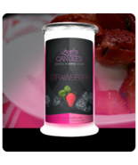 STRAWBERRY- Jewelry In Candles - $32.00