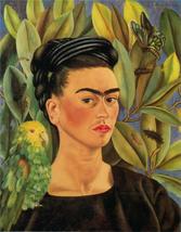 Self-Portrait-2 Art oil painting printed on canvas home decor feminism - $9.99