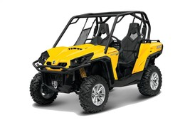 2011-2012 Can-Am Commander 800R / 1000 Service Repair Shop Manual CD - B... - $12.00