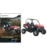 CFMoto CF800 ZForce 800 EX 4X4 ATV / UTV Service Repair Manual CD -  CF ... - $12.00