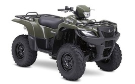 Suzuki LT-A750X/P KingQuad 750 AXi ATV Service Repair Manual CD - LTA750... - $12.00