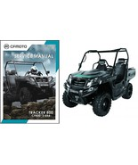 CFMoto CF800-3 Tracker 800 4X4 UTV Service Repair Manual CD  CF Moto CF ... - $12.00