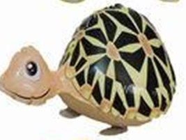 1 Walking Balloon turtle - $3.47
