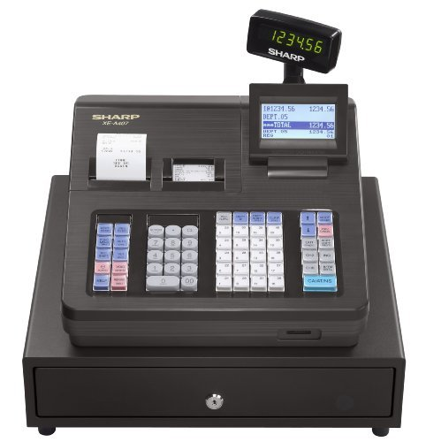 Primary image for Sharp XEA407 Advanced Reporting Cash Register