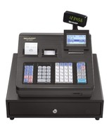 Sharp XEA407 Advanced Reporting Cash Register - $435.60