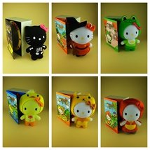 Hello Kitty Fairy Tales 2013 Limited Edition Complete Set with Sleeve Case - $119.89