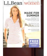 L.L. BEAN WOMEN LATE SUMMER 2014 CATALOG /WOMEN'S CLOTHING AND MORE /COL... - $20.58