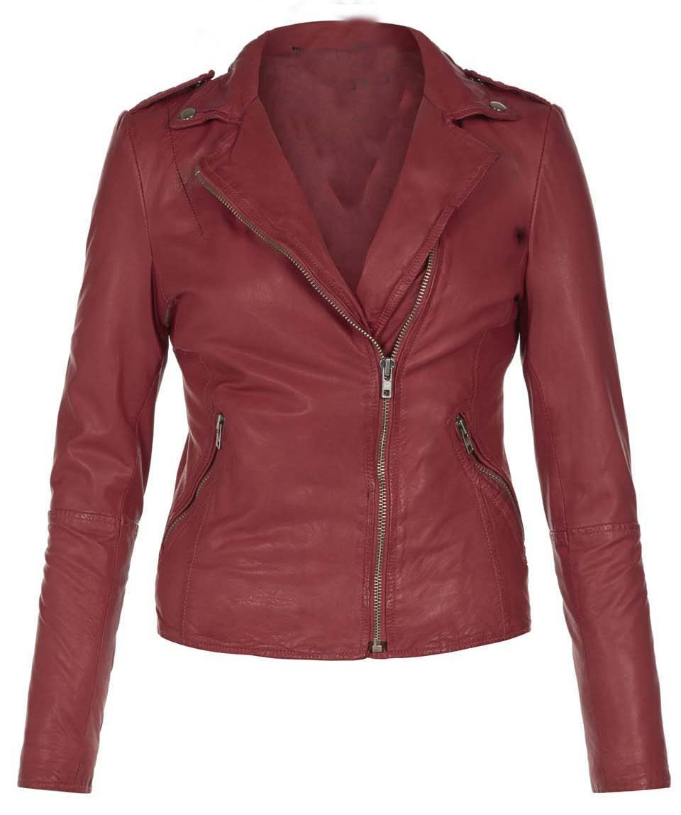 Find great deals on eBay for maroon leather jacket. Shop with confidence.