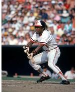AL BUMBRY 8X10 PHOTO BALTIMORE ORIOLE O's PICTURE BASEBALL MLB BUNT - $3.95