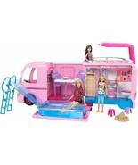 Barbie - Supercaravana Of Barbie - Van Barbie - $398.28