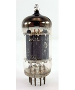 Amperex  ECC83 12AX7 Long Plate Vacuum Tube Foil D-Getter, Tested Strong... - $118.79