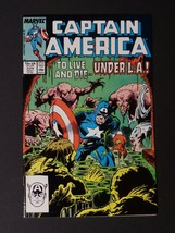 Captain America #329 - Fine - $3.00