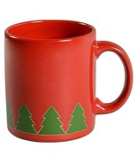 Red Mug Christmas/ Pine Tree by WAECHTERSBACH - $33.00