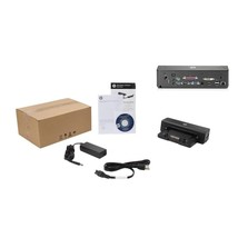 HP 90W Docking Station Docking Station PC VB041AA - $36.81