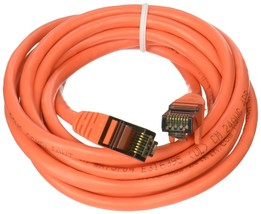 CABLE,CAT6,UTP,RJ45M/M,7',ORG,PATCH,SNAGLESS - $16.37