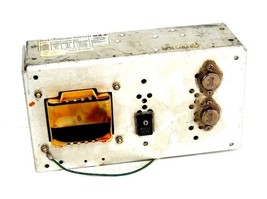 ACME ELECTRIC SPWS-2448 REGULATED LINEAR POWER SUPPLY SPWS2448