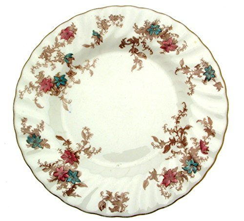 Primary image for Minton Ancestral S376 8 Inch Lightly Scalloped Plate