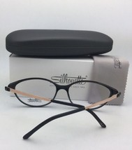 New SILHOUETTE Eyeglasses SPX 2893 10 6104 56-15 145 Tortoise & Brown Fr... - $249.95