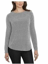Ellen Tracy Women's Scoop Neck Super Soft Chenille Tweed Sweater Sz XL 2XL - $15.79