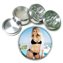 Cuban Pin Up Girls D15 63mm Aluminum Kitchen Grinder 4 Piece Herbs & Spices - $13.81