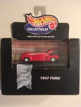 HotWheels Limited Edition for the Adult Collector 1947 Ford - $10.00