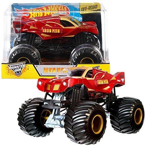 Hot Wheels Year 2014 Monster Jam 1:24 Scale Die Cast Official Monster Truck Seri