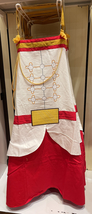 Disney Parks Prince Costume Chef Apron NEW Adult Size - $44.90