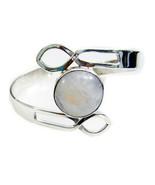 jaipur 925 Sterling Silver enticing genuine White Bracelet gift UK - $75.22