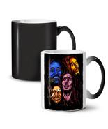 Bob Marley Colours Rasta NEW Colour Changing Tea Coffee Mug 11 oz | Well... - $19.99