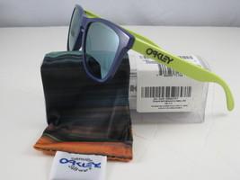 Oakley FROGSKINS Limited Edition Aquatique Coast w/Emeraid Iridium 24-360 - $127.35