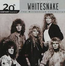 Whitesnake (Best Of The Millennium Collection)  CD - $5.98