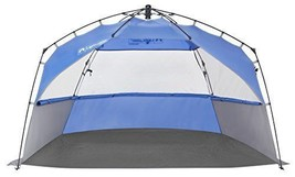 Pop up Beach Tent Sun Shelter UPF Umbrella Sports Portable Canopy Cool C... - $127.35