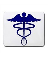 CADUCEUS HEALING MEDICAL SYMBOL MOUSEPAD R.N. DR. N.P. - $9.99