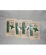 4 Conair MINT ACTIVATED Hot Oil Treatment Sample Packets 1 oz New - $9.89