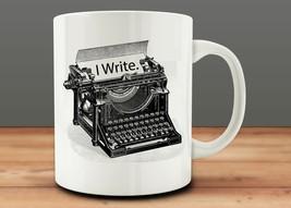 New Mug - I Write mug  Writer Mug (M923) - $10.99+