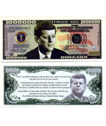 John F. Kennedy President Money - $2.00