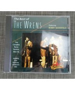 The Best Of The Wrens ft Bobby Mansfield Cd - $9.85