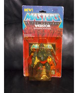 Vintage 1983 Masters Of The Universe Webstor Fi... - $84.99