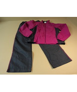 Danskin Now 2 Piece Track Suit 100% Polyester F... - $24.70