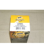 Wix 33591 Complete In-Line Fuel Filter, Pack of 1 - $14.25