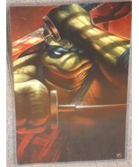 Teenage Mutant Ninja Turtles Leonardo Glossy Print 11 x 17 In Plastic Sl... - $24.99