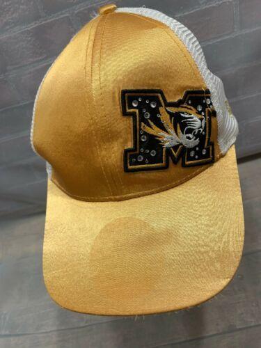 MIZZOU Tiger Missouri New Era Women's Adjustable Adult Cap Hat